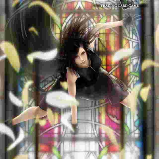 Captura de pantalla del juego FINAL FANTASY TRADING CARD GAME PREMIUM SLEEVES - FINAL FANTASY VII ADVENT CHILDREN - TIFA