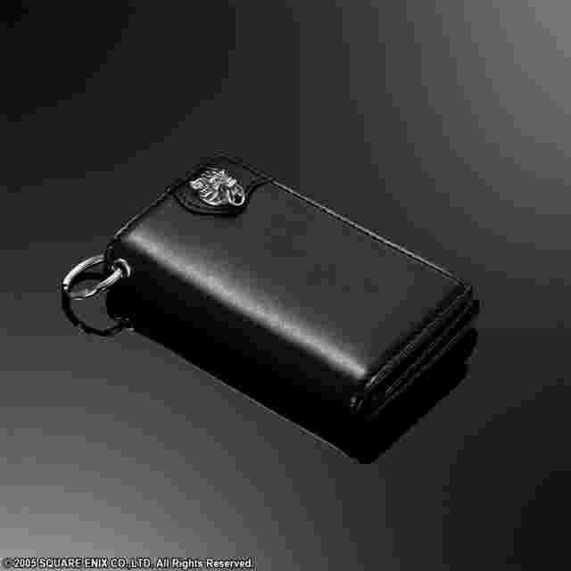 Screenshot for the game FINAL FANTASY VII Advent Children Leather Key Case Wallet - Cloudy Wolf