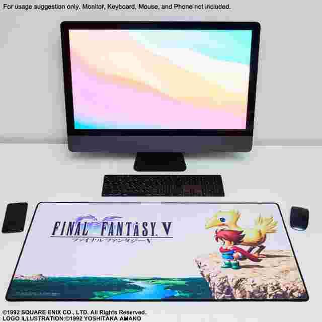 Screenshot for the game FINAL FANTASY V Gaming Mouse Pad
