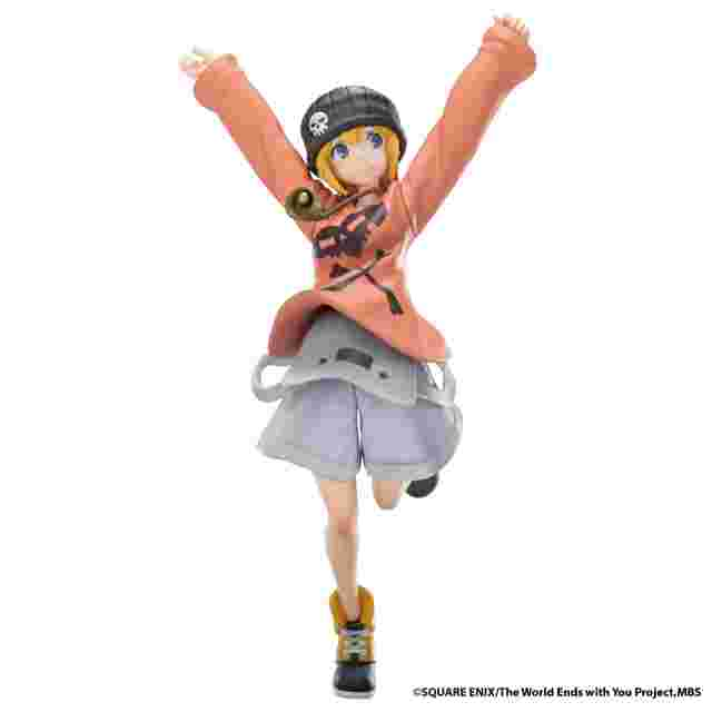 cattura di schermo del gioco THE WORLD ENDS WITH YOU THE ANIMATION FIGURE - RHYME