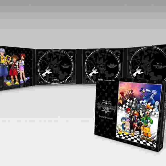 Screenshot for the game KINGDOM HEARTS HD 1.5 ReMIX Original Soundtrack [CD]
