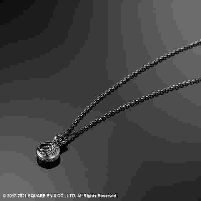 Screenshot for the game SINoALICE Silver Necklace - Alice [JEWELRY]
