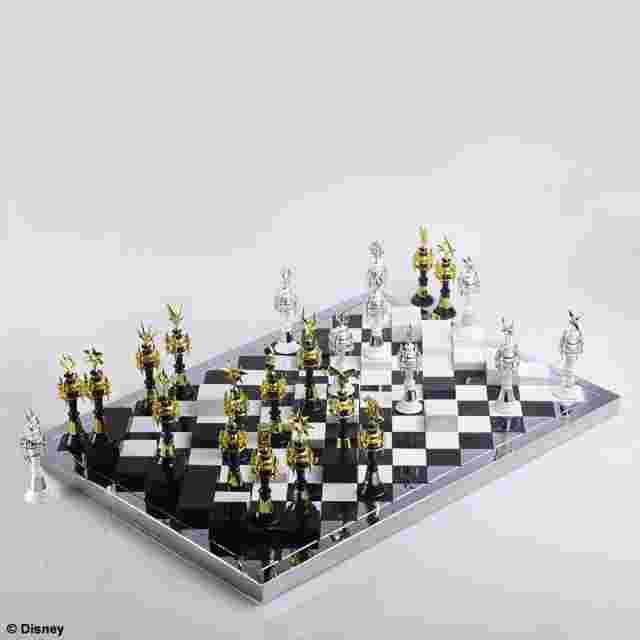 Screenshot for the game KINGDOM HEARTS III Alba & Ater Set