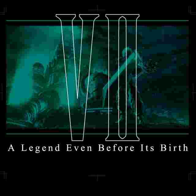 Screenshot for the game FINAL FANTASY® VII REMAKE T-shirt Legend Before Birth: [Apparel]