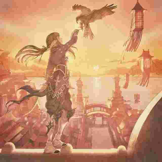 Screenshot des Spiels FINAL FANTASY XIV - STORMBLOOD VINYL LP