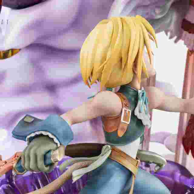 Screenshot for the game FINAL FANTASY IX - BATTLE OF DESTINY (WAVE 1)