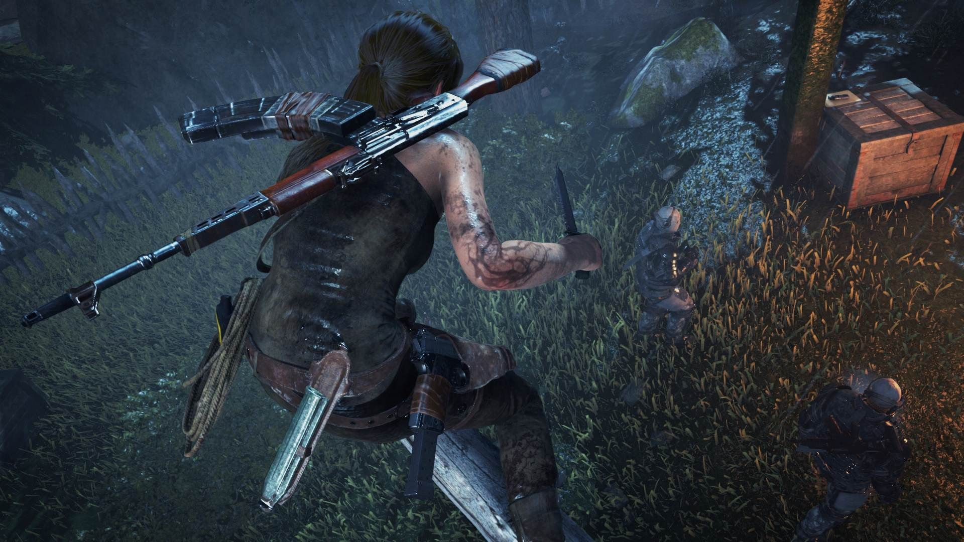 tomb raider games ps4 list