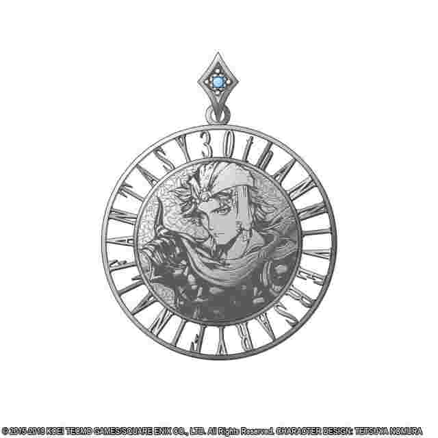 Screenshot des Spiels DISSIDIA FINAL FANTASY Silver Coin Pendant – FIRION