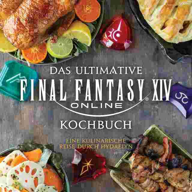 Screenshot for the game DAS ULTIMATIVE FINAL FANTASY XIV KOCHBUCH