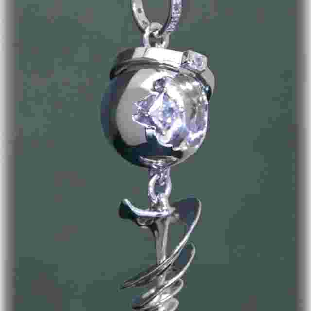 Screenshot for the game FINAL FANTASY® XIII SILVER ENGAGEMENT PENDANT - SERAH [Jewelry]