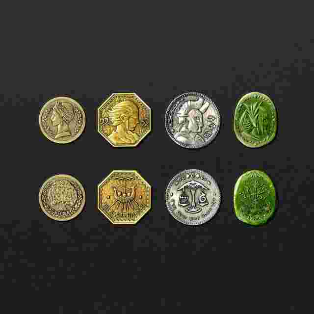 Screenshot for the game FINAL FANTASY XIV - COIN COLLECTION