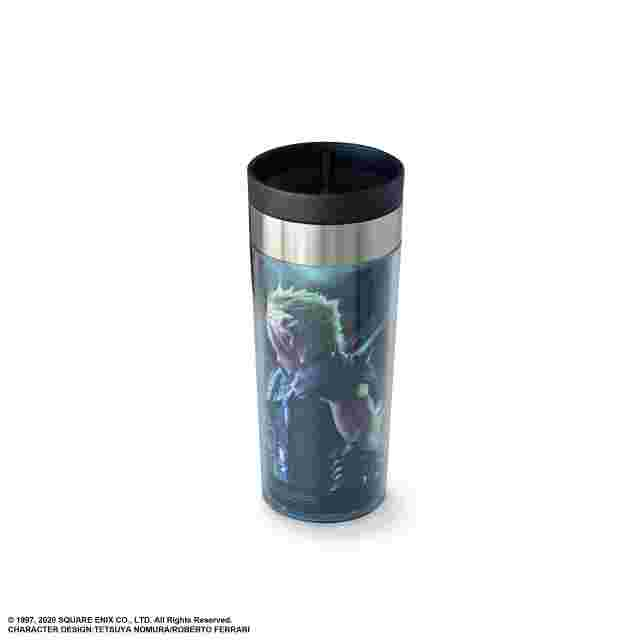Screenshot des Spiels FINAL FANTASY VII REMAKE METALLIC ART TUMBLER VOL.1