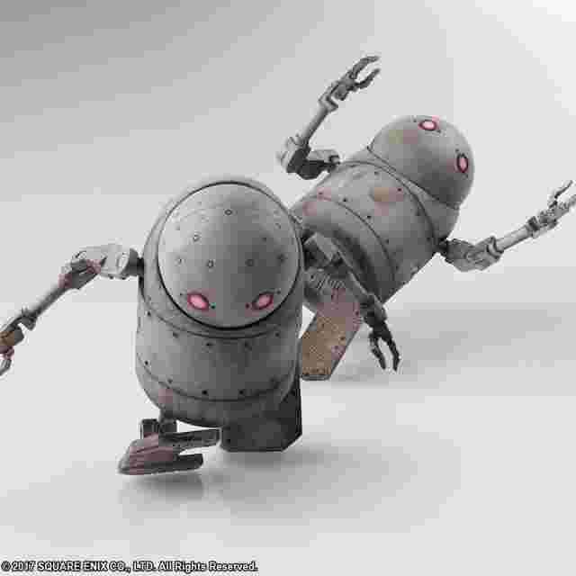 Screenshot for the game NieR: Automata™ BRING ARTS MACHINE LIFEFORM SET [ACTION FIGURE]