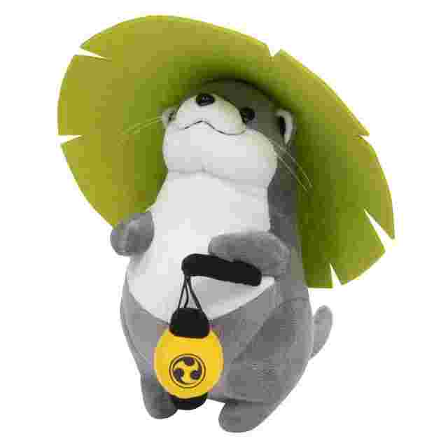Screenshot for the game FINAL FANTASY XIV - Odder Otter Plushie