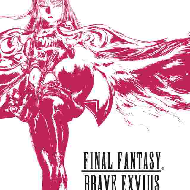 Screenshot for the game FINAL FANTASY BRAVE EXVIUS: THE ART WORKS III