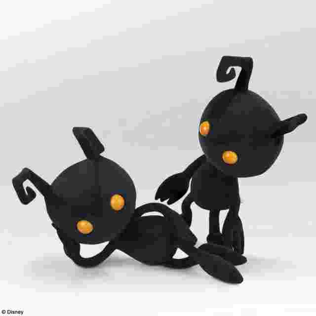 Screenshot for the game KINGDOM HEARTS ACTION DOLL SHADOW [PLUSH]