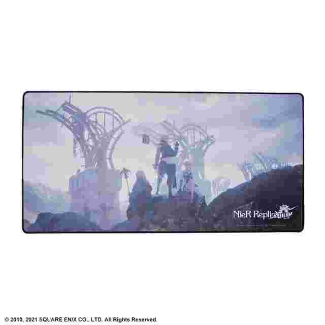 Screenshot for the game NIER REPLICANT VER.1.22474487139... GAMING MOUSE PAD