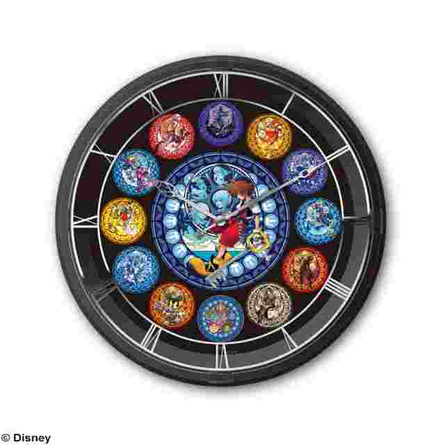 Screenshot des Spiels KINGDOM HEARTS LIGHTING CLOCK