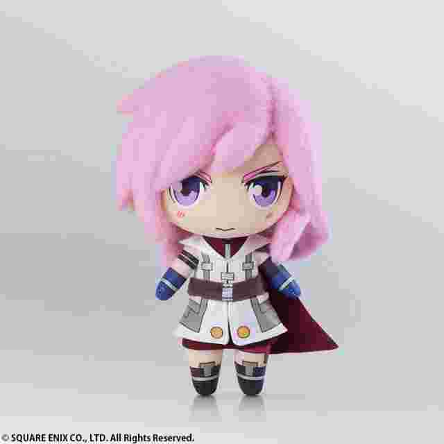 Screenshot for the game FINAL FANTASY mini PLUSH - FINAL FANTASY XIII LIGHTNING