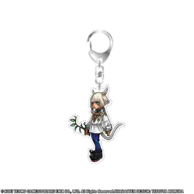 Screenshot for the game DISSIDIA FINAL FANTASY Acrylic Keychain Y'shtola
