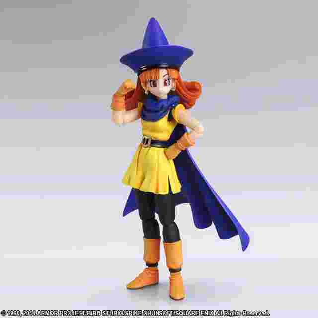 Screenshot for the game DRAGON QUEST IV: Chapters of the Chosen BRING ARTS Alena