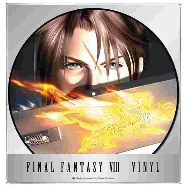 Screenshot for the game FINAL FANTASY VIII [VINYL]