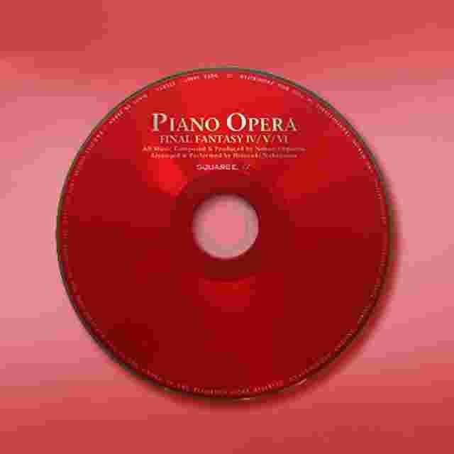 Capture d'écran du jeu PIANO OPERA IV - V- VI [MUSIC]