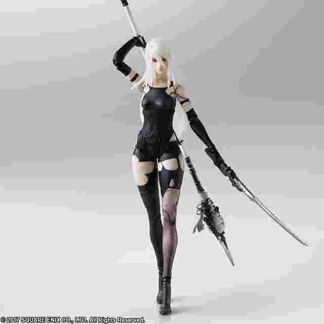 Screenshot for the game NieR: Automata BRING ARTS - A2 (YoRHa Type A No. 2)