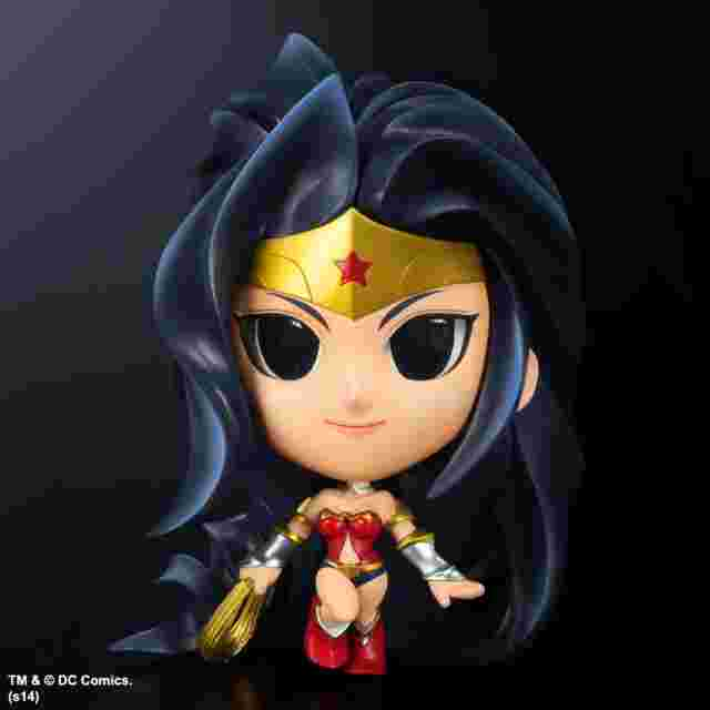 cattura di schermo del gioco DC VARIANT STATIC ARTS mini [Wonder Woman]