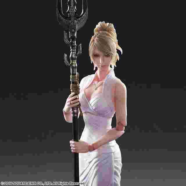 Screenshot for the game FINAL FANTASY XV: PLAY ARTS KAI [Lunafreya Nox Fleuret]