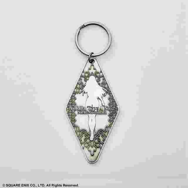 Screenshot for the game NieR Series Motel Key Holder Collection (Blind box Set of 10) [Keychain]
