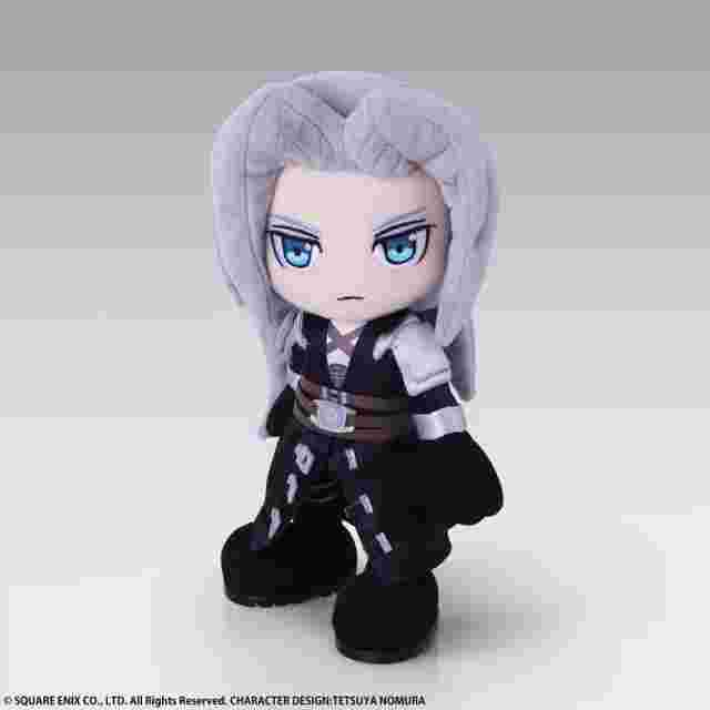 Screenshot for the game FINAL FANTASY VII ACTION DOLL - SEPHIROTH