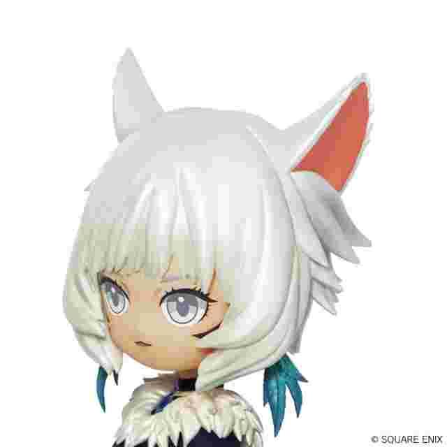 Screenshot for the game FINAL FANTASY XIV Minion Figurine - Y'shtola