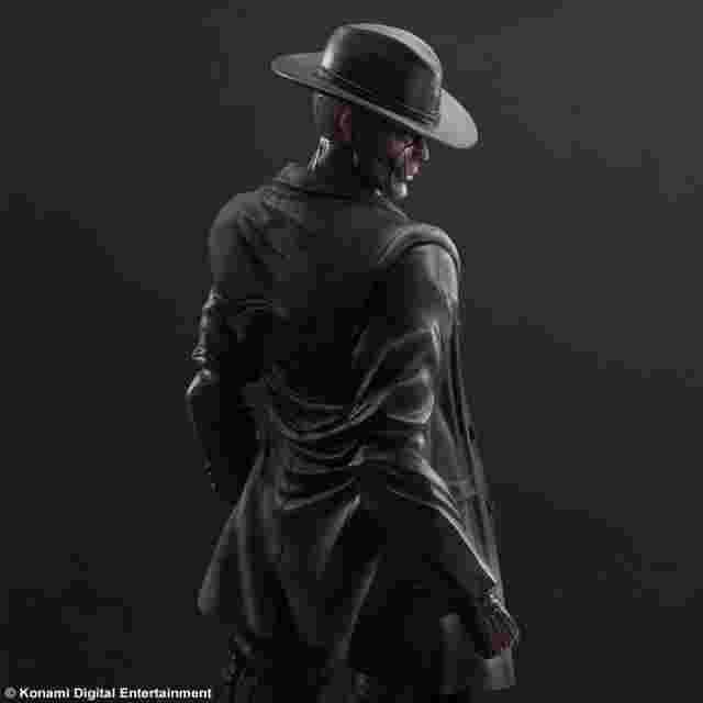 Screenshot des Spiels METAL GEAR SOLID V THE PHANTOM PAIN PLAY ARTS KAI [Skull Face]
