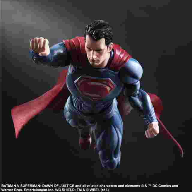 Capture d'écran du jeu Batman v Superman: Dawn of Justice - Superman