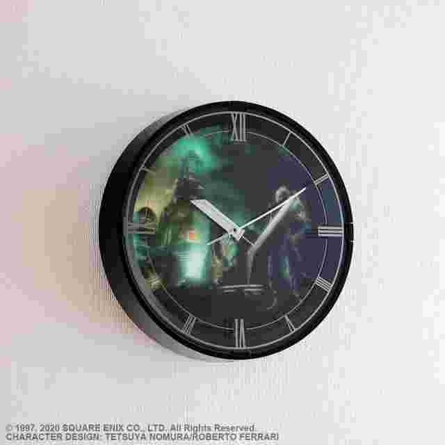 Screenshot for the game FINAL FANTASY VII REMAKE MELODY CLOCK CLOUD MODEL