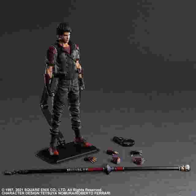 Screenshot for the game FINAL FANTASY VII REMAKE INTERGRADE PLAY ARTS KAI Action Figure - SONON KUSAKABE [ACTION FIGURE]
