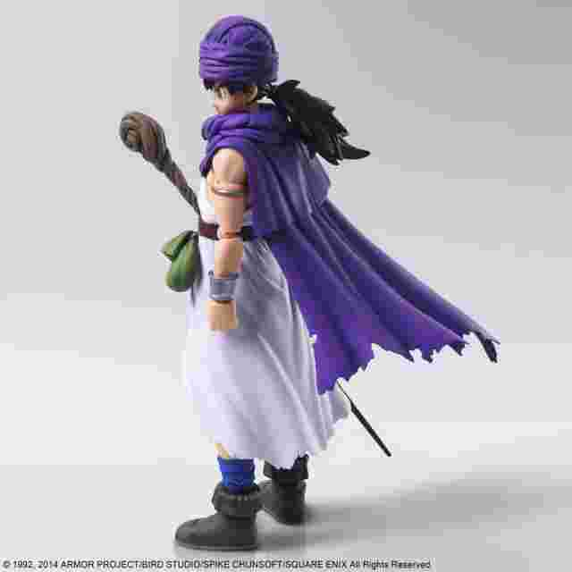 Screenshot for the game DRAGON QUEST®V: Hand of the Heavenly Bride™ BRING ARTS™ Hero [ACTION FIGURE]