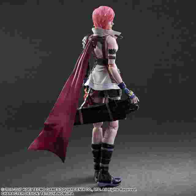 Screenshot for the game DISSIDIA FINAL FANTASY PLAY ARTS KAI – Lightning