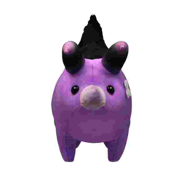 Screenshot for the game FINAL FANTASY XIV Baby Behemoth Plush with code