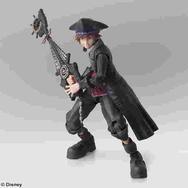 Screenshot for the game KINGDOM HEARTS III BRING ARTS - SORA Pirates of the Caribbean Version