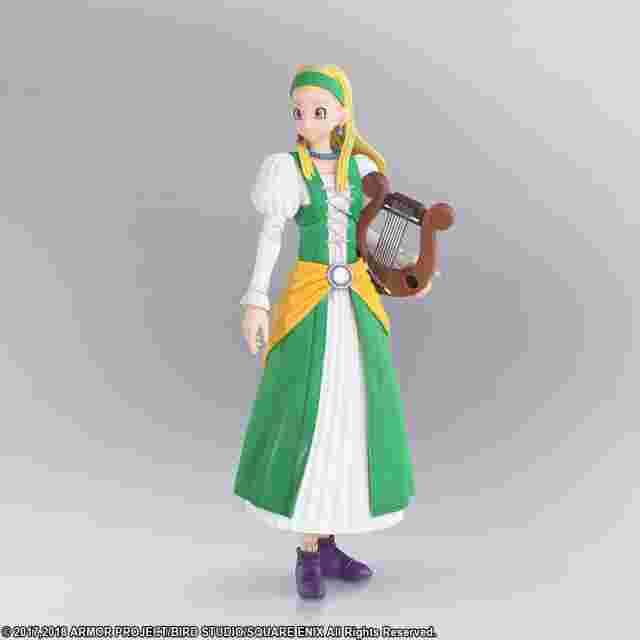 Capture d'écran du jeu Dragon Quest Ⅺ : Les Combattants de la destinée™ BRING ARTS™ Véronica et Séréna