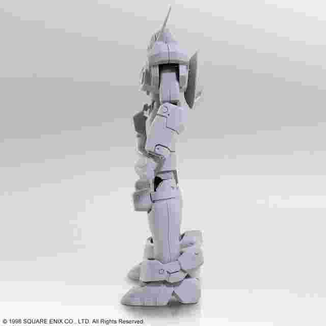 Screenshot des Spiels XENOGEARS STRUCTURE ARTS 1/144 SCALE PLASTIC MODEL KIT SERIES VOL. 1 (DISPLAY OF 4)