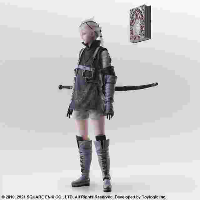 Screenshot for the game NIER REPLICANT VER.1.22474487139... BRING ARTS™ ACTION FIGURE - YOUNG PROTAGONIST
