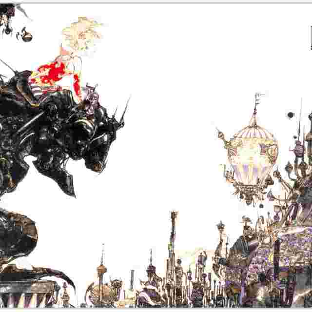 Screenshot for the game FINAL FANTASY TRADING CARD GAME PREMIUM QUALITY PLAY MAT – FINAL FANTASY VI - TERRA BRANFORD
