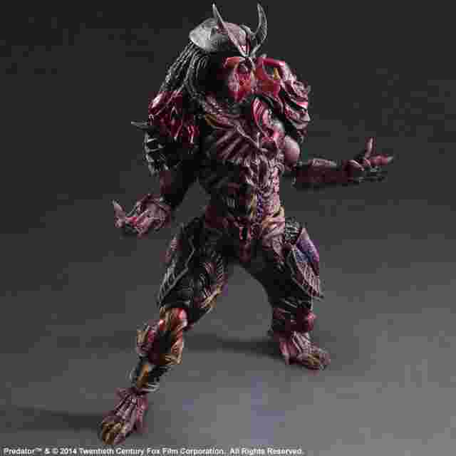 Screenshot for the game PREDATOR VARIANT PLAY ARTS KAI [Predator]