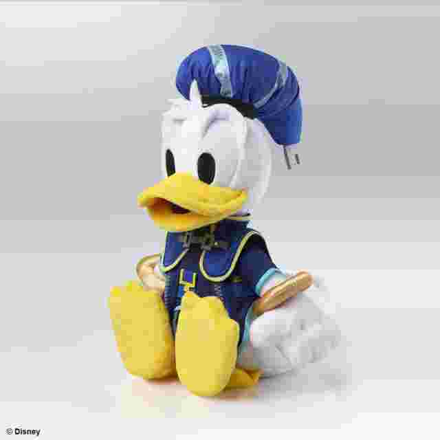 Screenshot for the game KINGDOM HEARTS: KH III Donald Duck [PLUSH]
