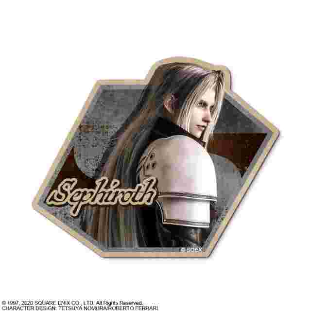 Screenshot for the game FINAL FANTASY VII REMAKE Character Sticker: Sephiroth