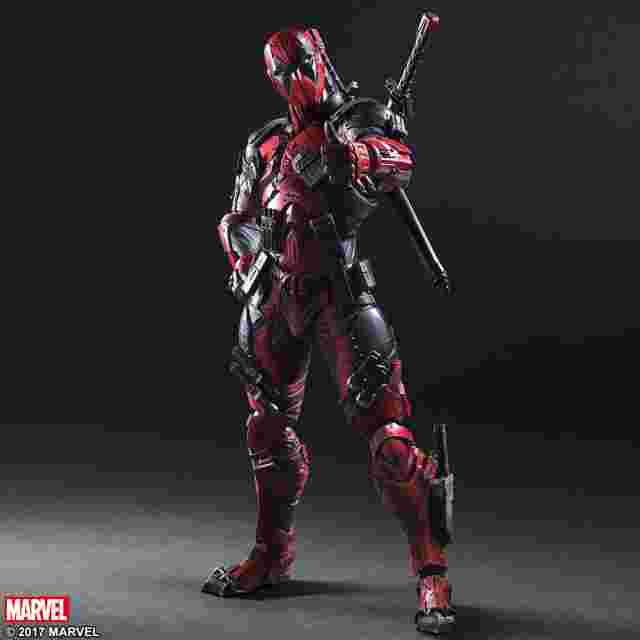 Screenshot for the game Figurine Marvel Universe Variant Play Arts Kai [Deadpool]