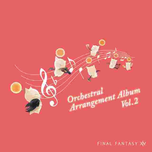 Screenshot for the game FINAL FANTASY XIV ORCHESTRAL ARRANGEMENT ALBUM Vol. 2 [CD]